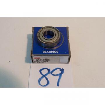 OLD NSK Ball Bearing 6001ZZC3