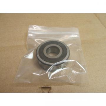 FAG 6302 2RS BEARING RUBBER SHIELD BOTH SIDES 63022RS C3 15x42x13 mm