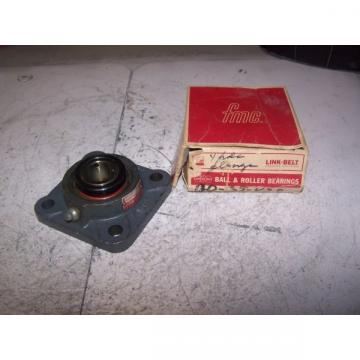 FMC LINK BELT F3U215H 4 BOLT FLANGE MOUNT BEARING 1516 BORE