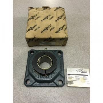 IN BOX DODGE F4BDL107 4-BOLT FLANGE BEARING F4B-DL-107 128784