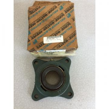 IN BOX DODGE F4BSXR203 4-BOLT FLANGE BEARING F4B-SXR-203 131130