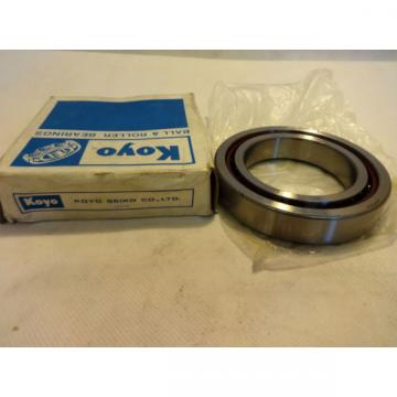 IN BOX KOYO ACH014C SUPER PRECISION BEARING