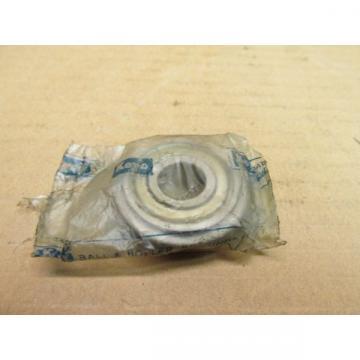 KOYO 6201ZZNR BEARING METAL SEALED w SNAP RING 6201 ZZ NR 12x32x10 mm