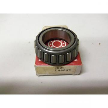 MGM  MRI  L44649 TAPERED ROLLER BEARING