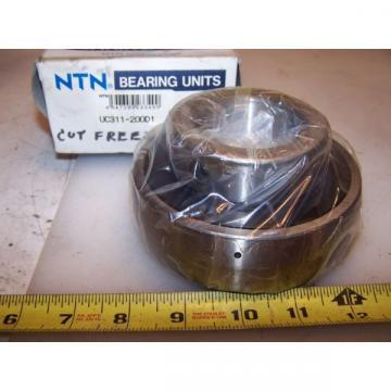 NTN BALL BEARING INSERT MODEL UC311-200D1