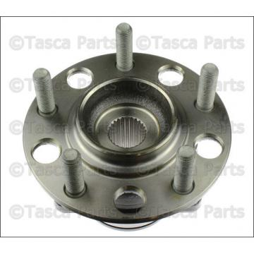 OEM MOPAR RHLH REAR WHEEL HUB & BEARING DODGE CALIBER JEEP COMPASS PATRIOT
