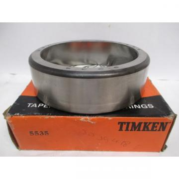TIMKEN TAPERED ROLLER BEARING RACE 5535