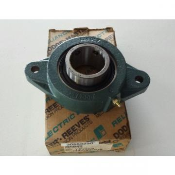 **  DODGE   F2B-SC-115   2-Bolt Flange Bearing   1-1516
