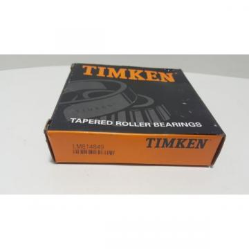 ** TIMKEN 814849 Tapered Roller Bearing Cone