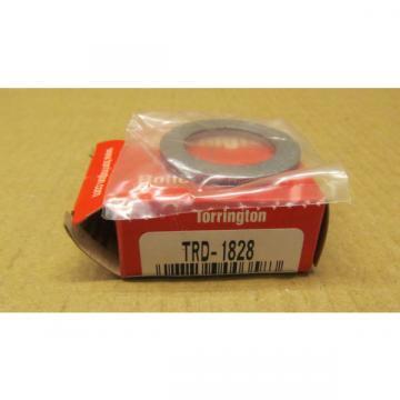 1 NIB TORRINGTON TRD-1828 TRD1828 ROLLER BEARINGS THRUST WASHER