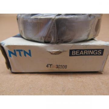 1 NIB NTN 4T-30306 TAPERED ROLLER CONE & CUP  BORE DIAM: 30MM CONE WIDTH: 19MM