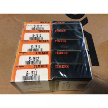 10-Timken bearingsB-1612 Free shipping lower 48 30 day warranty!