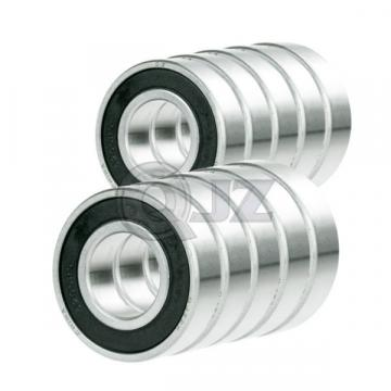10x SS6206-2RS Ball Bearing 30mm x 62mm x 16mm Rubber Sealed Stainless Steel QJZ
