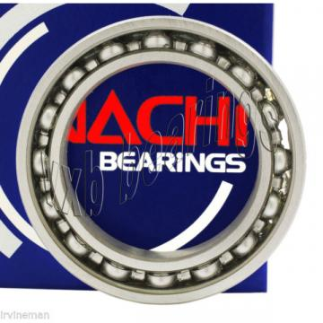 6908 Nachi Open Japan 40x62x12 Ball Bearings