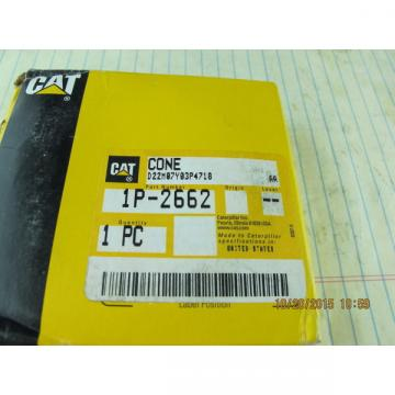 1P2662 Caterpillar Bearing  TIMKEN JLM710949C  Bearing