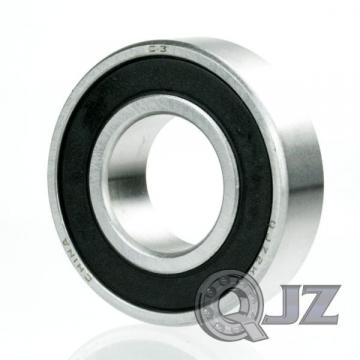 1x SS6203-2RS Ball Bearing 17mm x 40mm x 12mm Rubber Sealed Stainless Steel QJZ