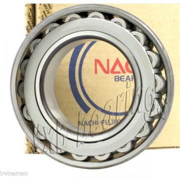 24126EW33 Nachi Spherical Roller Bearing Steel Cage Japan 130x210x80 13275
