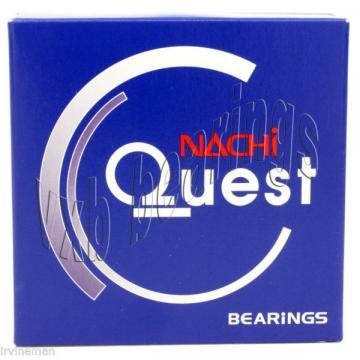 5306ZZJAF-V2 Nachi 2 Rows Angular Contact Bearing 30x72x30.2 Bearings Rolling