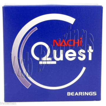 NJ317 Nachi Cylindrical Roller Bearing 85x180x41 Steel Cage Japan 10379