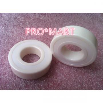 2pcs 6006-2RS Sealed Full Ceramic Bearing ZrO2 Ball Bearing 30x55x13mm