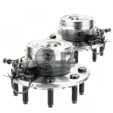 2x 2006-2008 Dodge Ram 1500 2500 4WD Front Wheel Hub Bearing Assembly ABS 515101