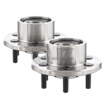 2x 97-04 Dodge Dakota Front Wheel Hub Bearing 2WD NON ABS [Rear Wheel ABS Model]
