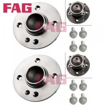 2x Radlagersatz 2 Radlagersätze FAG 713649440