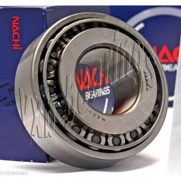 30303 Nachi ed Roller Japan 17x47x14 Taper Bearings 17mm47mm14mm