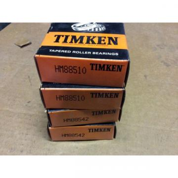 4-Timken-BearingHM88510Free shipping lower 48 30 day warranty!