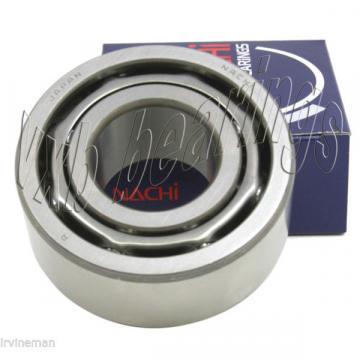 5312 Nachi Double Row Angular Contact 60mm x 130mm x 54mm Japan Ball Bearings