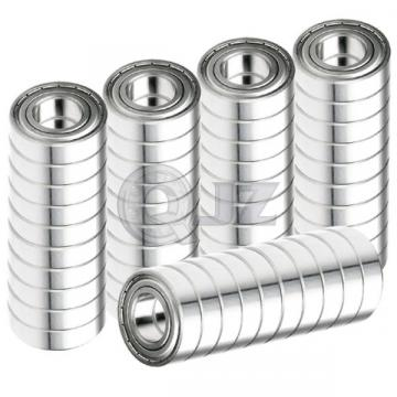 50x SS609-ZZ Ball Bearing 24mm x 9mm x 7mm ZZ RS Stainless Steel Rubber Seal QJZ