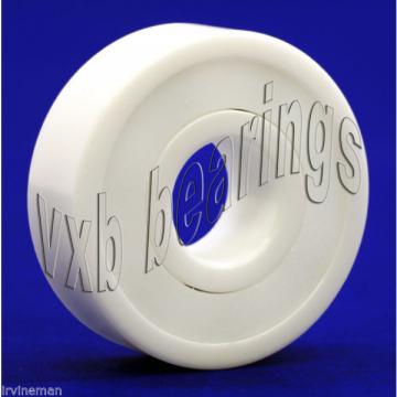 6206-2RS Full Ceramic Sealed Bearing 30x62x16 ZrO2 Ball Bearings 16342