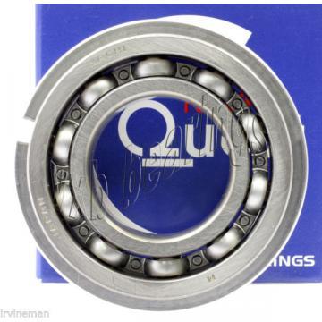 6015NR Nachi Bearing Open C3 Snap Ring Japan 75x115x20 Ball Bearings
