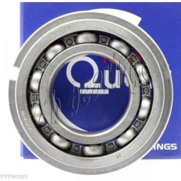 6204NR Nachi Bearing Open C3 Snap Ring Japan 20x47x14 Ball Bearings