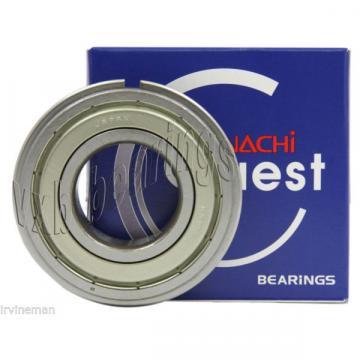 6208ZZENR Nachi Bearing Shielded C3 Snap Ring Japan 40x80x18 Bearings Rolling