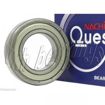 6007ZZE Nachi C3 35x62x14 35mm62mm14mm 6007Z Japan Ball Radial Ball Bearings