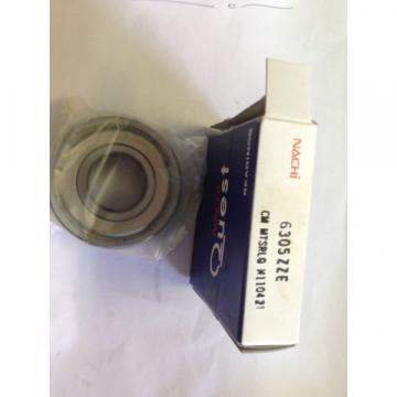 6305ZZE Nachi Bearing Shielded C3 Japan 25x62x17 Ball Bearings
