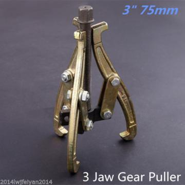 75mm 3 Jaw Gear Puller with Reversible Legs External  Internal Pulling Remover