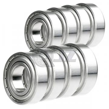 8x SS609-ZZ Ball Bearing 24mm x 9mm x 7mm ZZ RS Stainless Steel Rubber Seal QJZ