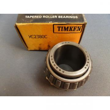TIMKEN DOUBLE TAPERED ROLLER BEARING CONE XC2380C