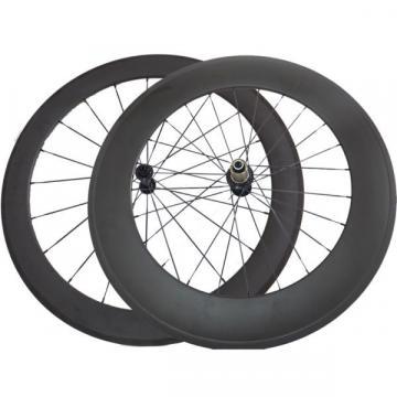 Ceramic Bearing Hubs 700C 60mm+88mm Clincher Bike Carbon Wheelset