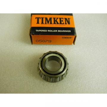 TIMKEN 05079 TAPERED ROLLER BEARING CONE  CONDITION IN BOX
