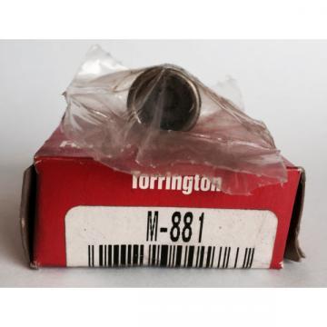 M881 TORRINGTON  TIMKEN M-881 Needle Bearing SEALED IN BAG NIB