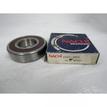 NACHI ROLLER BEARING 6307-2NSE