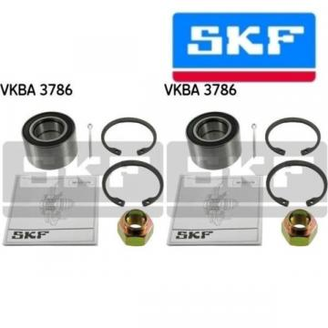2x Radlagersatz 2 Radlagersätze SKF VKBA3786