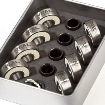 NEAL Precision Skate Bearings  3 Different Types - Ceramic - Swiss - Titanium