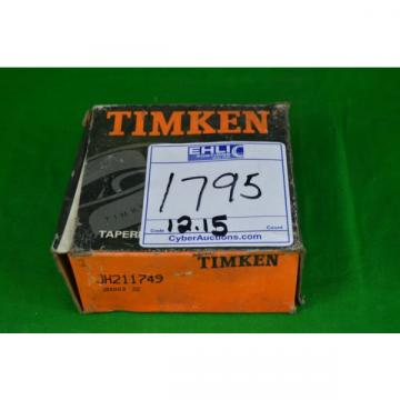 New Timken JH211749 Bearing - SKU 12.15-1795