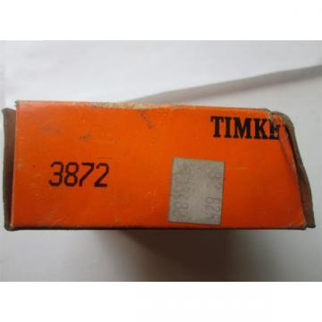 New Timken Tapered Roller Bearing 3872 Cone