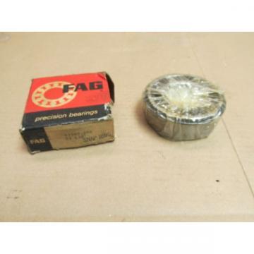 NIB FAG S35082RSC3 BEARING RUBBER SEALED w SNAP RING S3508 2RS C3 40x80x30.2 mm
