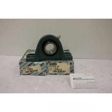 NIB DODGE RELIANCE ELECTRIC P2BSCUAH103 123916 PILLOW BLOCK BALL BEARING 1 316